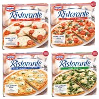 닥터오트커 리스토란테 피자 7개 골라담기 모짜렐라 콰트로치즈 시금치