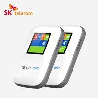 글로벌모바일 SK 국내 LTE 무제한 데이터 WIFI 임대 서비스 최소30일부터 한국 포켓와이파이