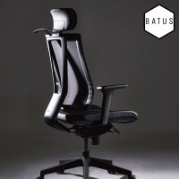 바투스 G1하이백 등판 곡률조절식 의자 9컬러 - 국내산 컴퓨터 책상 학생용 공부 의자