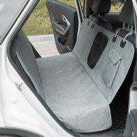 5H펫 강아지 카시트 조수석 2in1/뒷좌석 대형 차시트 방수 애견 드라이빙킷