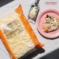 코다노 대용량 피자치즈 2.5kg 모짜렐라치즈 슈레드 눈꽃치즈 자연치즈 고르곤졸라 11종