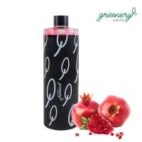 더 그리너리 석류 컨센트레이트/석류 농축액 원액 480ml 대용량