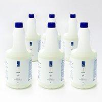 제크원 레몬향 락스 2.0L x 6개 살균/소독/욕실
