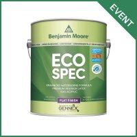 벤자민무어 에코스펙 친환경페인트 벽지,벽 셀프