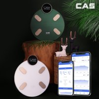 카스 충전형 스마트 체지방계 몸무게 측정기 체중계 ZARA (BFA-S1)