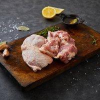 페르디가오 브라질산 닭갈비 뼈없는 순살 닭다리살 정육 2kg