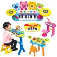 뽀로로 핑크퐁 옥토넛 유아 아기 어린이 피아노 장난감 선물