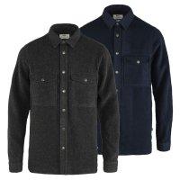 피엘라벤 남성 긴팔 21FW 캐나다 셔츠 솔리드 (90654) - 겨울남방 Wool 소재
