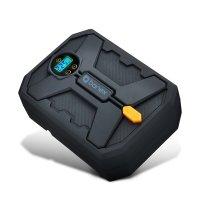 바넥스 BX-A100 타이어 공기주입기 에어컴프레서 차량용 공기압 체크