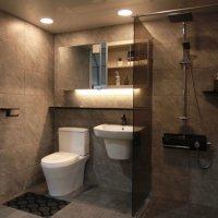 [홈케이바스] 욕실리모델링 화장실리모델링 실속형 시공비 자재비 포함