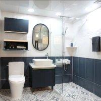 [홈케이바스] 욕실리모델링 화장실리모델링 고급형 시공비 자재비 포함