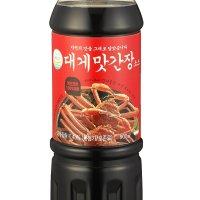 비비푸드 대게맛간장소스 900ml