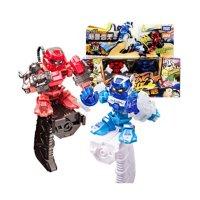 TM 배틀로봇 배틀썸봇파이팅 더블세트 6세 장난감 조카선물
