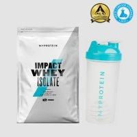 마이 프로틴 임팩트 웨이 아이솔레이트 2.5kg 쉐이커증정 24가지맛 WPI 단백질 보충제