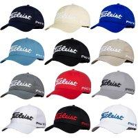 타이틀리스트 남녀공용 골프 스포츠 라운딩 낚시 투어 퍼포먼스 바이저 썬캡 모자