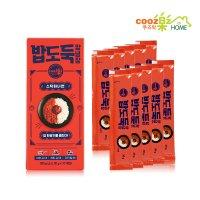 쿠즈락앳홈 밥도둑양념장 간편식 볶음고추장 30g X 10포