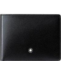 몽블랑 지갑 마이스터스튁 6CC 블랙 반지갑 14548