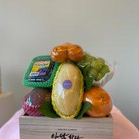 [미니상자] 생신축하 광주과일바구니 승진 과일선물