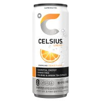 셀시어스 스파클링 오렌지 325ml x 24캔 / 에너지드링크 피트니스음료 글루텐프리