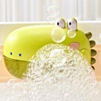 키저스 다이노 버블 메이커 아기 유아 목욕놀이 공룡 거품 욕조 장난감