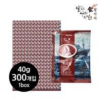 [으라차차 식자재 마트] 잘식비 회초장 소포장 40g (300개입) 업소 배달용