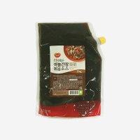 동원 마늘간장 볶음소스 2kg