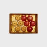 에뎀 경북 명품 사과배 프리미엄 선물세트 5kg (사과+배 중과 10~12과)