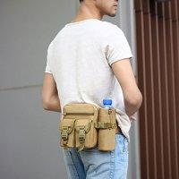 등산 힙색 힙팩 허리가방 여행용 남자 슬링백 4컬러