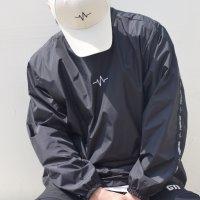 팀611 윈드브레이커 긴팔 아노락 남자 오버핏 짐웨어 땀복 머슬핏 바람막이 맨투맨