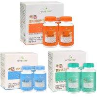 1+1 뉴트리코어 키즈 멀티비타민 미네랄/아연/칼슘 마그네슘디 영양제