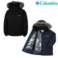 컬럼비아 프리미엄 타이타늄 구스 다운 자켓 가벼운 거위털 방수 패딩 점퍼 YM3072