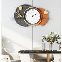 무소음 럭셔리 벽걸이시계 인테리어용