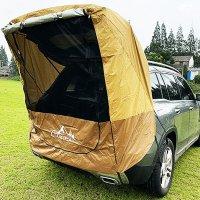 차량용어닝 자동차어닝 차량타프 캠핑 텐트타프 스토퍼