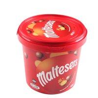 마즈 몰티져스 밀크 버켓 초코볼 465g 대용량 초콜릿