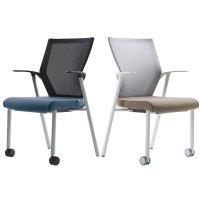 시디즈 서울대의자 T501FE 아이블 블랙쉘/화이트쉘 학생 도서관 공부 스터디카페 의자