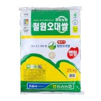 철원오대 백미 쌀 햅쌀 맛있는쌀 4kg 10kg 20kg
