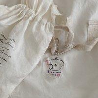 유기견기부 귀여운 투명 아크릴 키링 캐릭터 열쇠고리 에어팟 버즈 키홀더 순수익금 전액후원