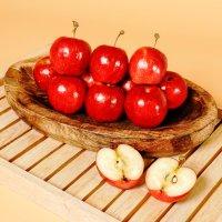 미니 사과 알프스오토메 1KG 산지직송 비타민 식이섬유