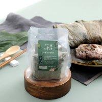 사기충전 반야월 수제 영양 찹쌀 간편식 냉동 연잎밥(230g x 2개입) x 5팩(총10개)