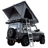 차박용 알루미늄덮개 2-3인용 하드셸 루프탑 차박 텐트