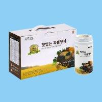 오행생식 맛있는 선식 아침한끼 식사대용 쉐이크 곡물 영양 홈쇼핑 생식 700g x 3통