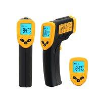 디지털 레이저 비접촉식 적외선 온도계 DT8380 DT8550