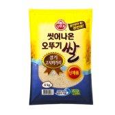 오뚜기 씻어나온 쌀 경기고시히카리 4kg