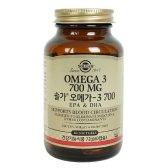 솔가 오메가-3 700 1200mg x 60캡슐