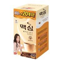 [동서] 맥심 화이트골드 커피믹스 180T+20T
