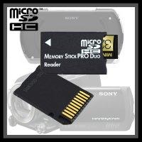 MS pro duo 메모리스틱 프로 듀오 변환 어댑터 아답터 PSP 메모리스틱 8G 16G 32G