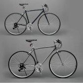 스마트 반티아고 G21 하이브리드 자전거