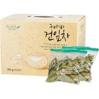 의령 유기농 구아바잎차 구아바 잎 효능(45일분) 300g (25gX12봉지)