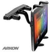 ARKON 슬림그립 차량용 태블릿 헤드레스트 거치대 솔로형 TAB-RSHM